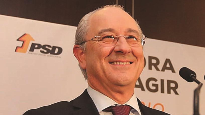 Rui Rio sucede Passos Coelho depois de oito anos no cargo — PSD