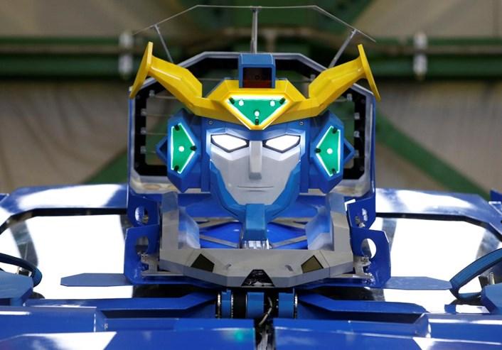 E chega o primeiro Transformer do mundo