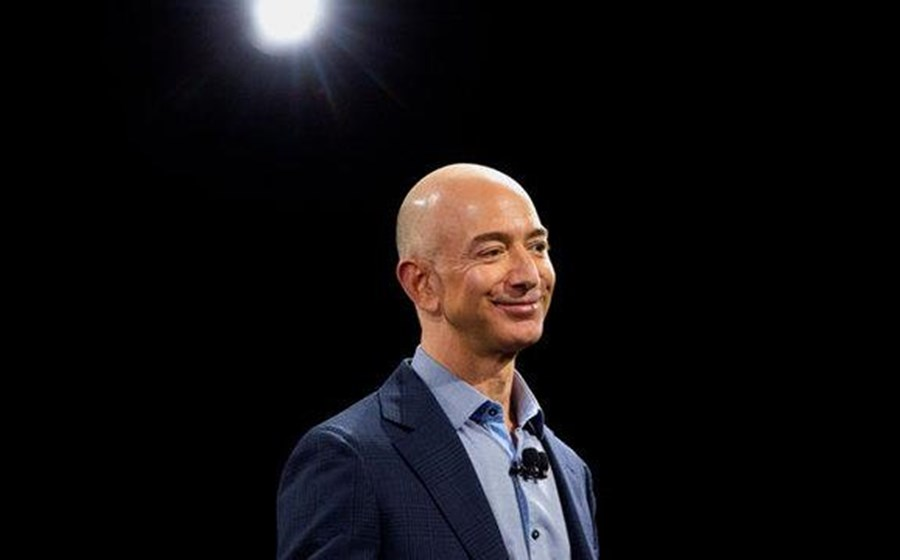 5. Jeff Bezos, fundador da Amazon