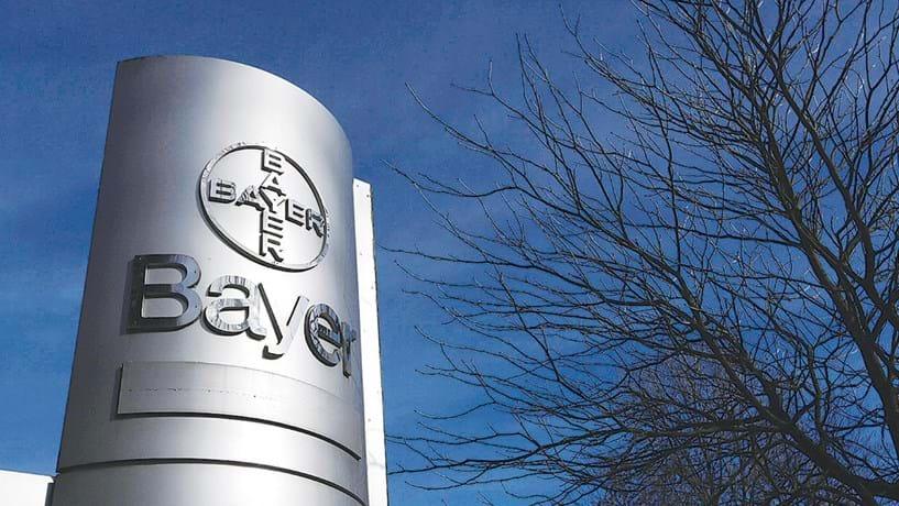 Bayer afunda em bolsa após tribunal nos EUA validar que glifosato causou cancro