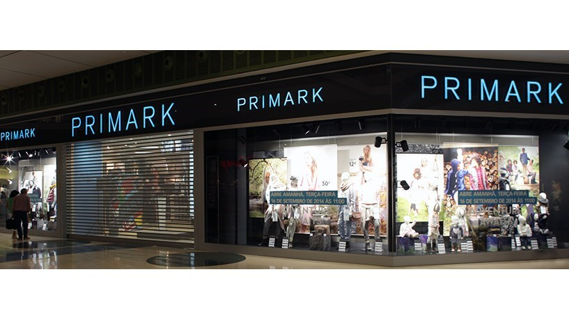 Primark vai ocupar metade do novo NorteShopping