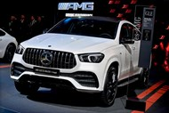 Mercedes-Benz AMG GLE 53 4MATIC+