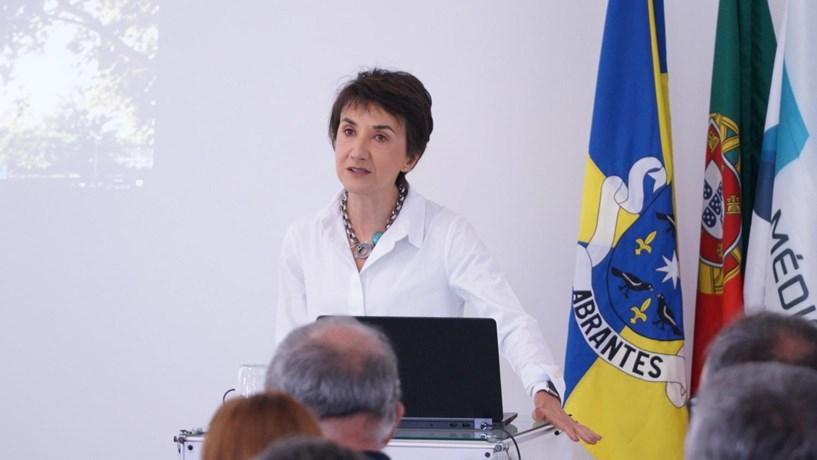 Maria do Céu Albuquerque - Ministra da Agricultura