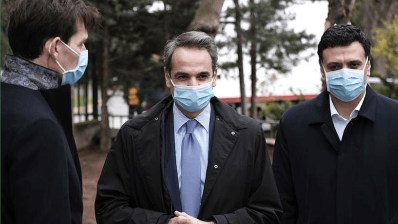 Gregos mostram ao mundo como combater o surto do coronavírus